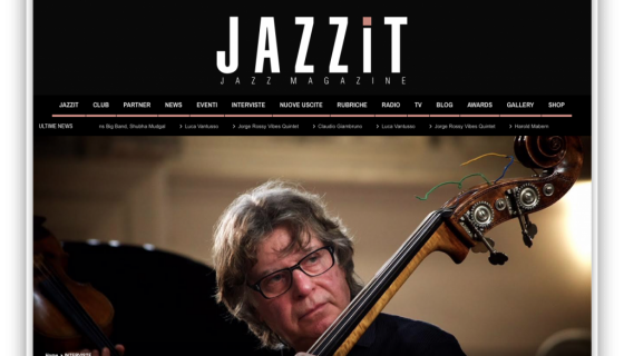 JazzIT.it - Intervista a Paolo Damiani 2018